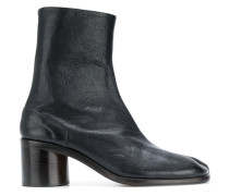 Tabi-Stiefel mit Blockabsatz