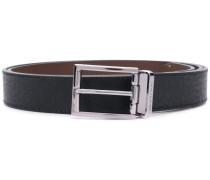 buckle embellished belt