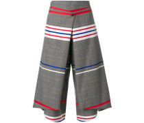 Sleep Over structured trousers