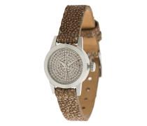 'Cute' Armbanduhr mit Kristallverzierung