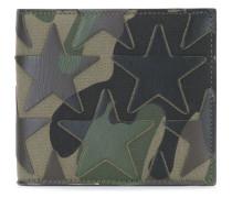 Portemonnaie mit CamouflagePrint
