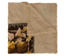 Großer Schal mit Print