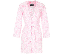 floral pattern jacket