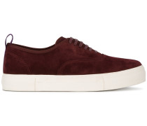 'Burgundy Mother' Sneakers