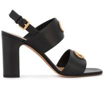 Garavani Sandalen mit Ösendetails