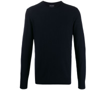 Pullover mit Zickzackmuster