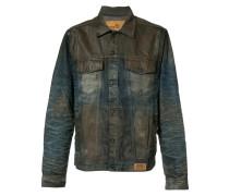 - Jeansjacke mit Brusttaschen - men - Baumwolle