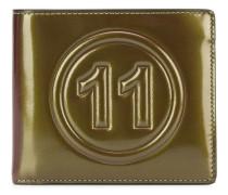 Portemonnaie mit Logo-Prägung