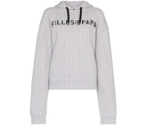 'Tracey' Cropped-Kapuzenpullover