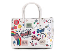 'All Over Stickers' Handtasche