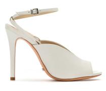 open toe high-heel sandals
