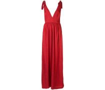 'Harlow' Kleid mit Schleifen