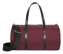 Reisetasche mit Vintage-Check