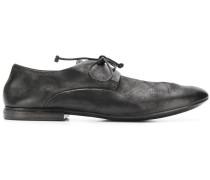 Derby-Schuhe in Distressed-Optik
