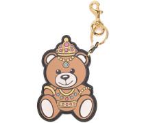 Schlüsselanhänger mit Teddybären-Anhänger