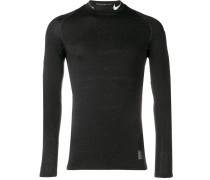 Sweatshirt im Glitter-Look