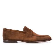 Loafer mit spitzer Kappe
