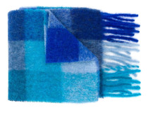 Schal im Karomix