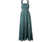 'Plumas' Abendkleid