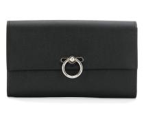 Jean clutch bag