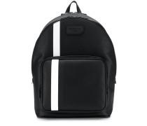 Sarkis stripe detail backpack