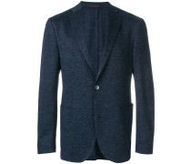 classic single-breasted blazer