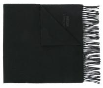 fringe logo scarf