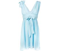 Robinia bow tie flared dress