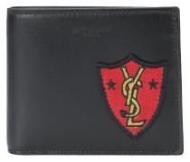 Portemonnaie mit Wappen