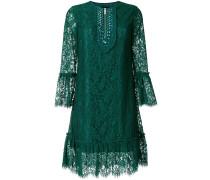 jewelled scalloped dress