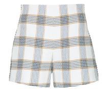 Karierte Shorts