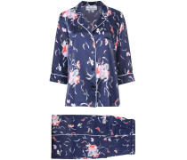 Floraler Pyjama
