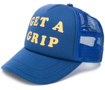 "Baseballkappe mit ""Get a Grip""-Print"