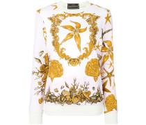 sea print sweatshirt