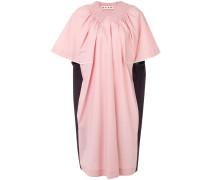 T-Shirt-Kleid in Oversized-Optik