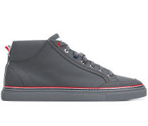 High-Top Cupsole Sneakers