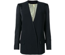 long blazer jacket