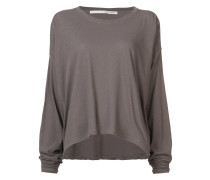 bat wing sleeve sweater