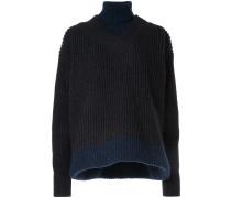 Pullover im Layering-Look
