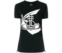 printed orb T-shirt