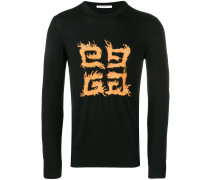 4G Flame' Pullover