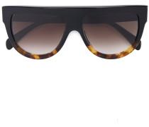tortoiseshell shadow sunglasses