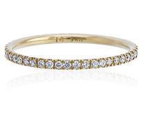 Gold mit Diamanten