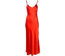 Camisole-Kleid mit geschnürten Trägern