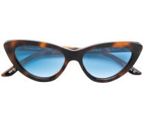 'Firi' Sonnenbrille im Cat-Eye-Design