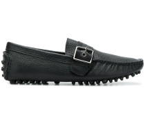 front buckle loafers