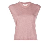 Kastiges Cropped-T-Shirt