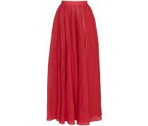 Arlene high waist ramie maxi skirt