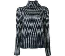 'Zigzag' Pullover