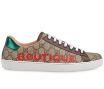 """'GG Ace' Sneakers mit """"Boutique""""-Print"""